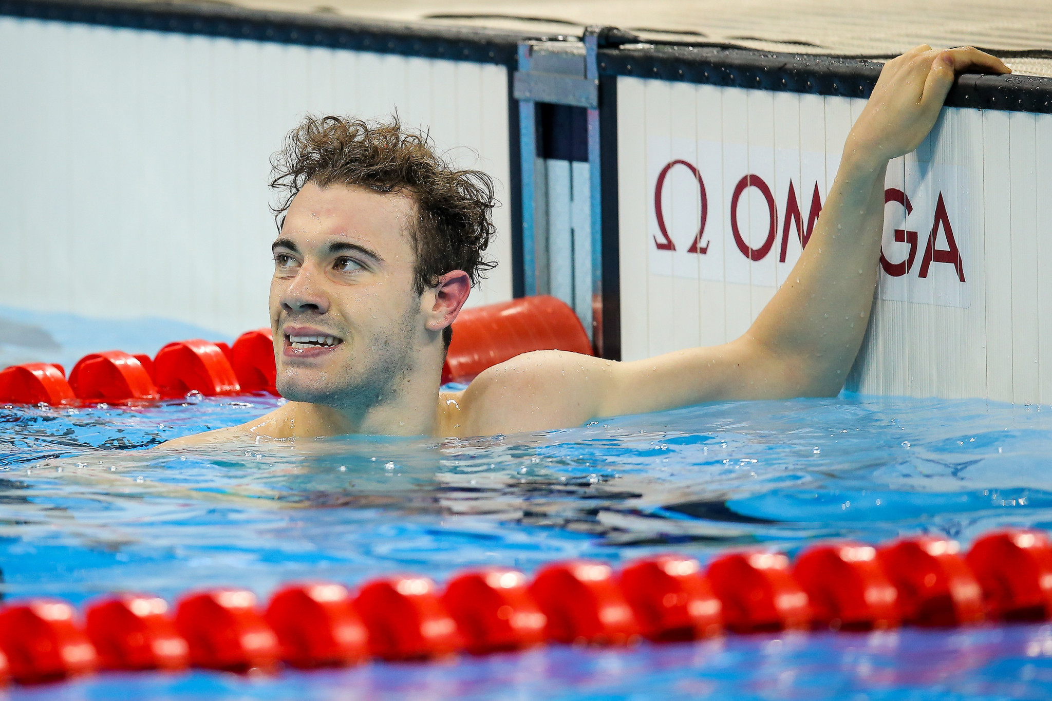Paralympic swimming champion retires aged 21