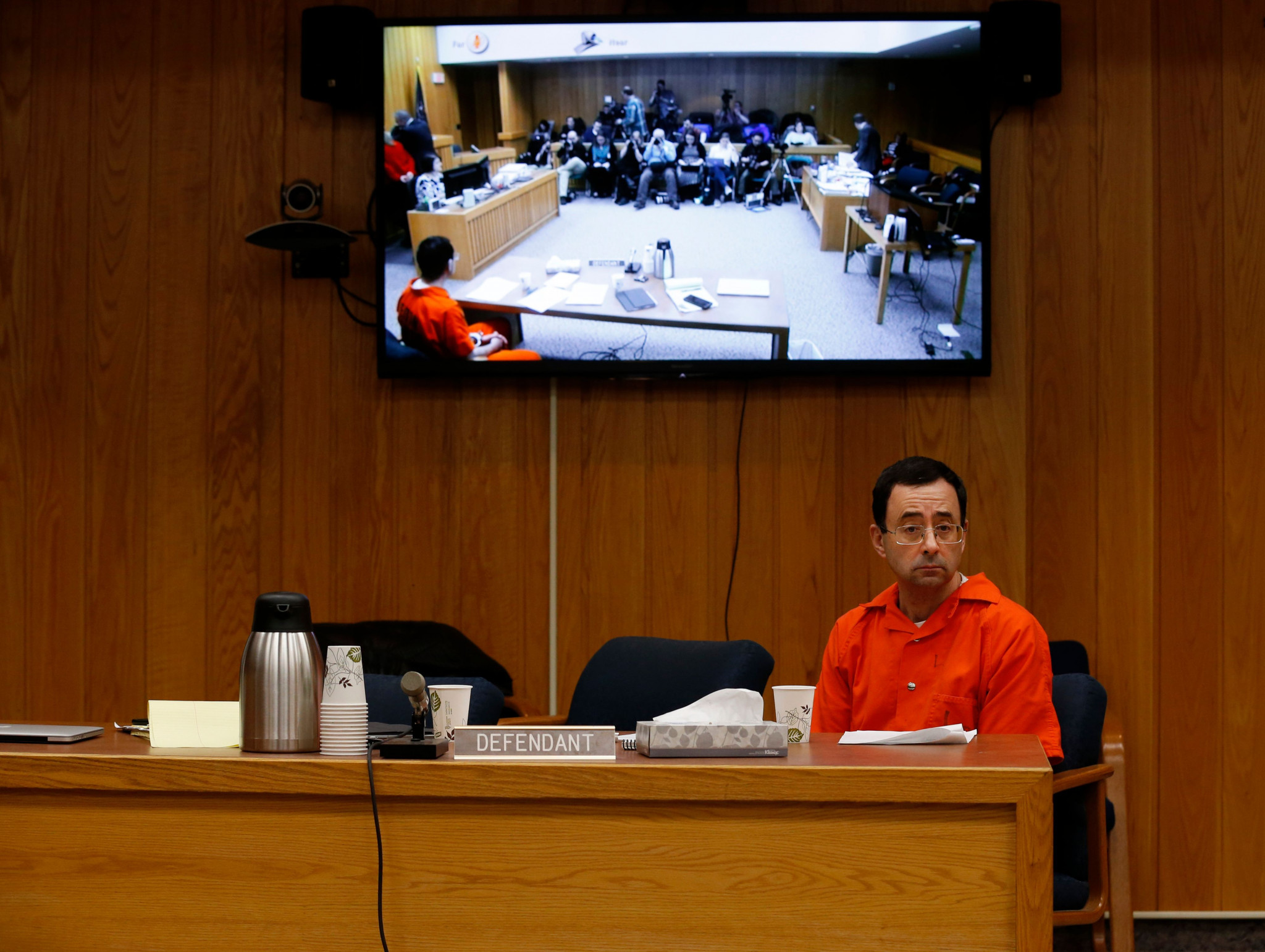 The Larry Nassar scandal continues to have implications in American sport ©Getty Images