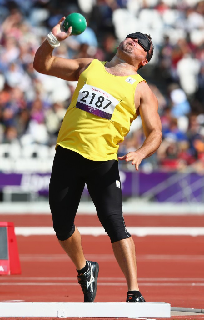 Colombia names team for IPC Athletics World Championships