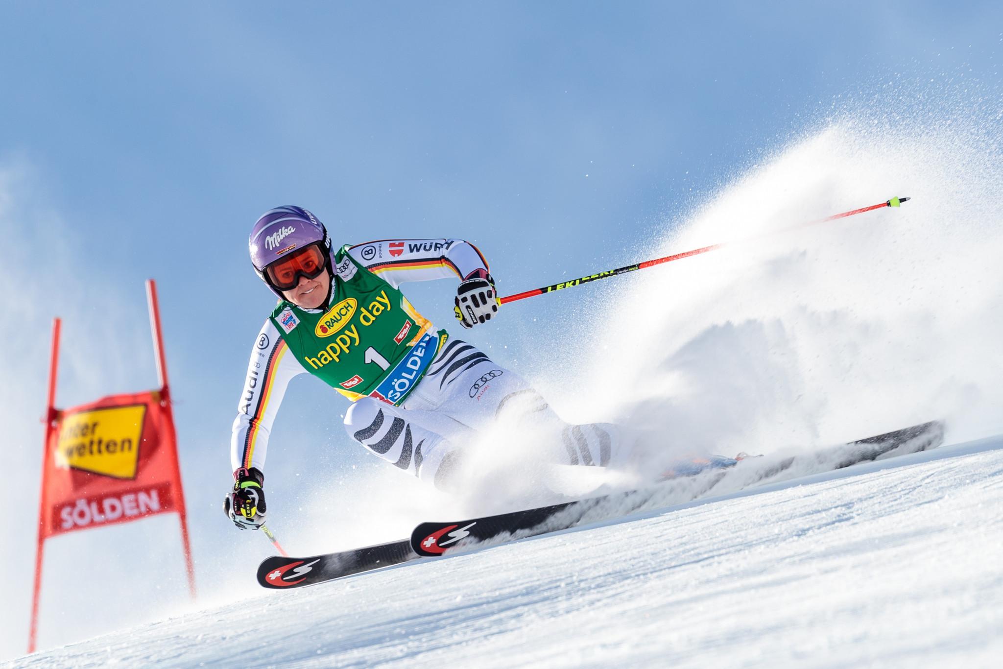 nieuw product mooie schoenen buy Positive snow control given for FIS Alpine World Cup opener ...