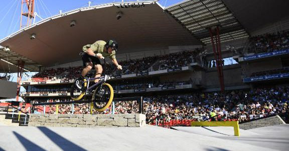 Donnachie claims Scotland's first-ever X Games medal with gold in Sydney