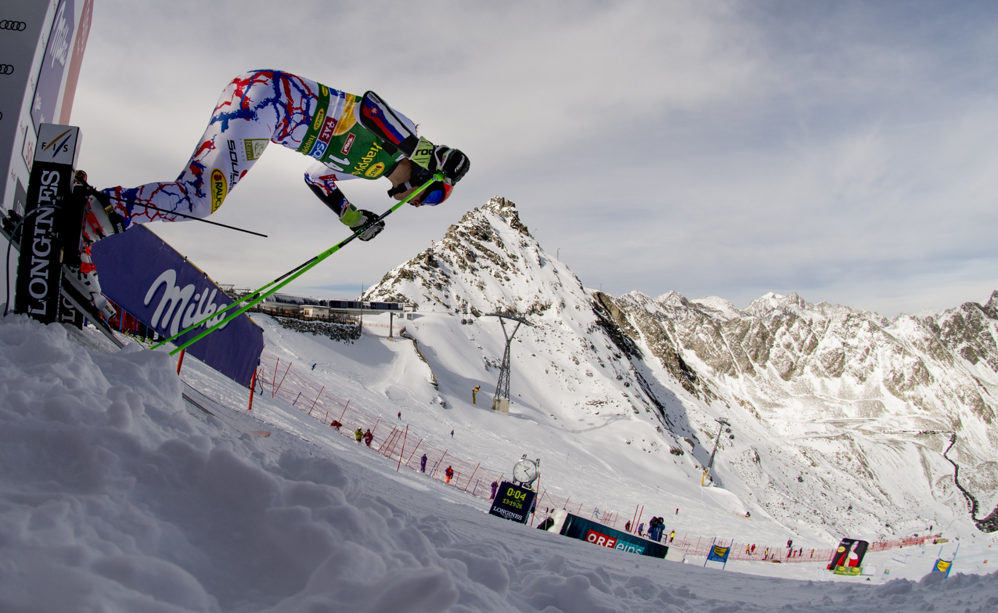 Positive snow control given for FIS Alpine World Cup opener in Sölden