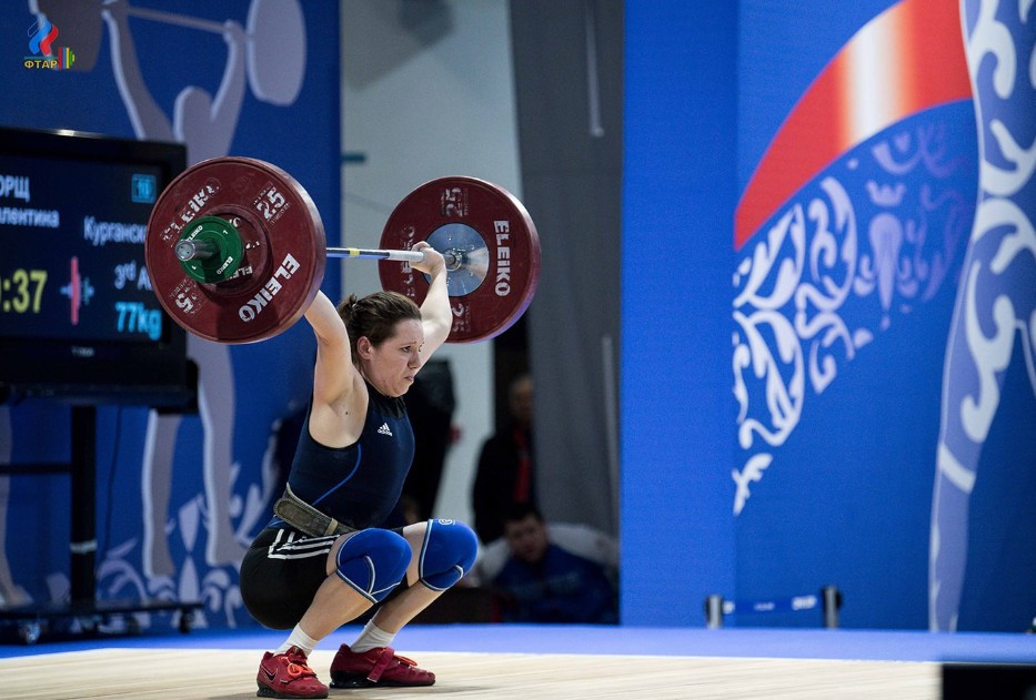 Moscow has been awarded the 2020 European Weightlifting Championships ©RWF