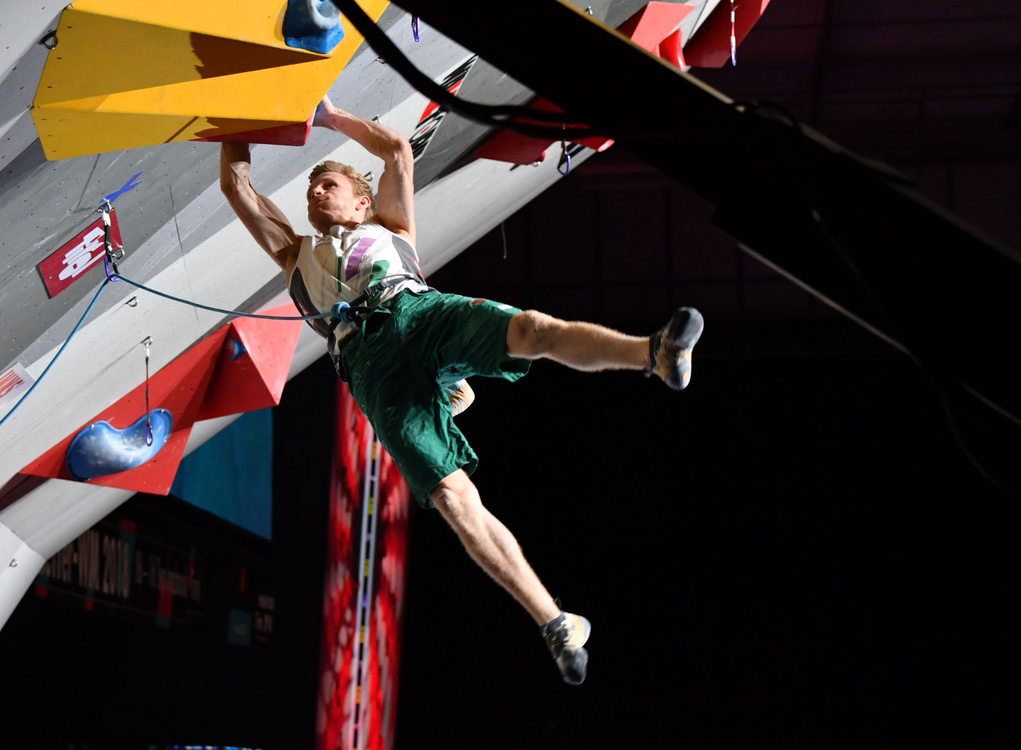 Rankings leaders in action as IFSC World Cup heads to China
