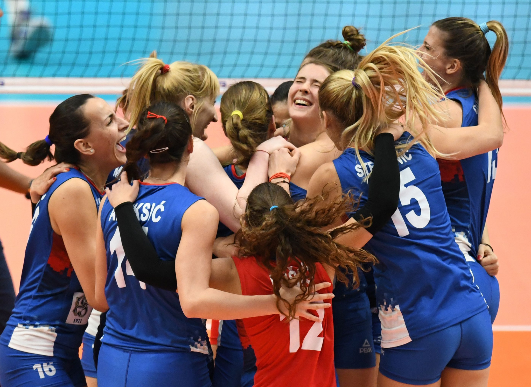 Serbia and Italy to clash in Women's Volleyball World Championship final