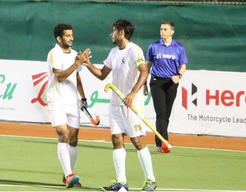 Two-time winners Pakistan off to a flyer at Asian Men's Hockey Champions Trophy