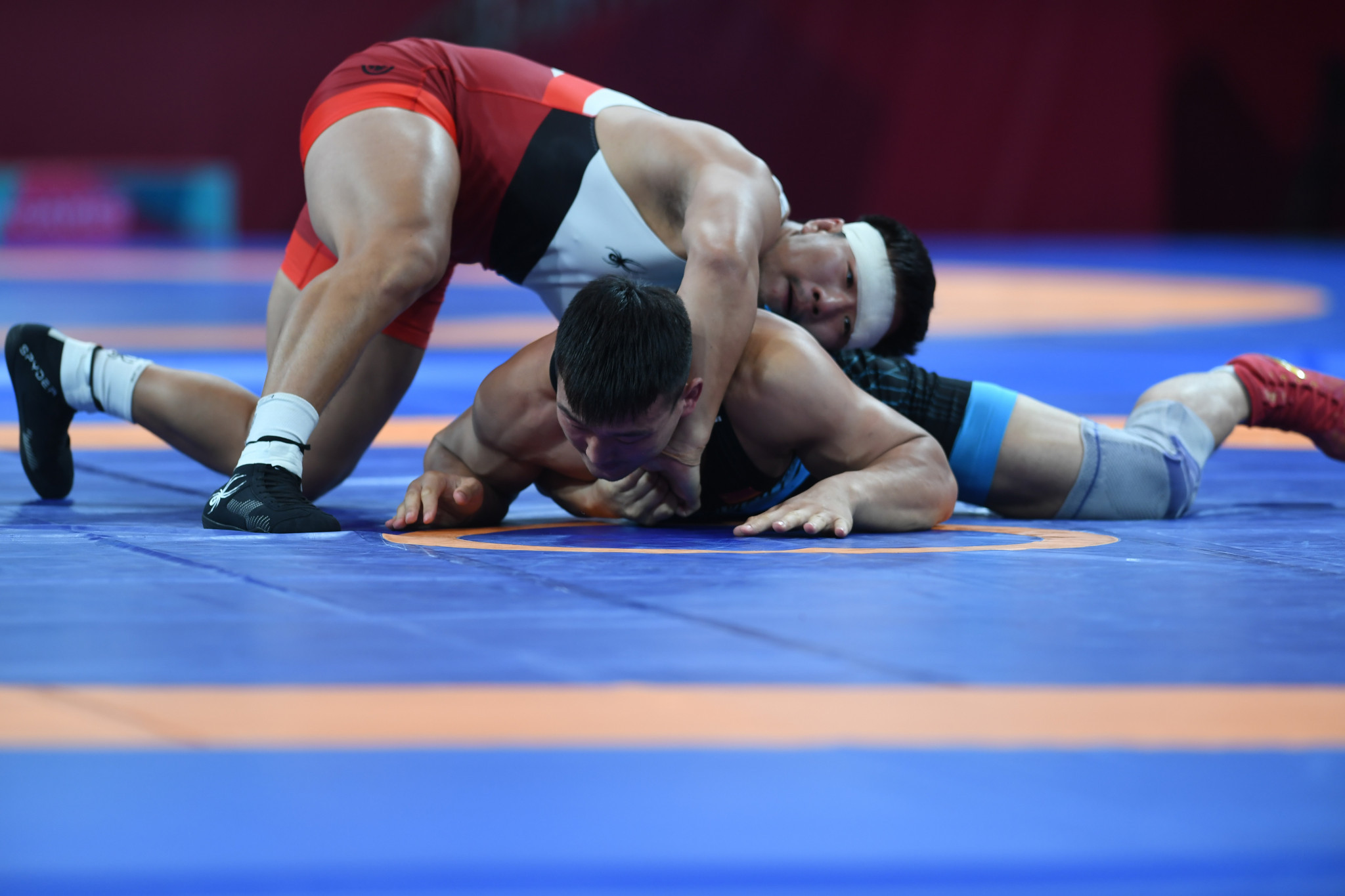 Officials from North and South Korea have reportedly met to discuss forming a joint wrestling team for the Tokyo 2020 Olympic Games ©Getty Images