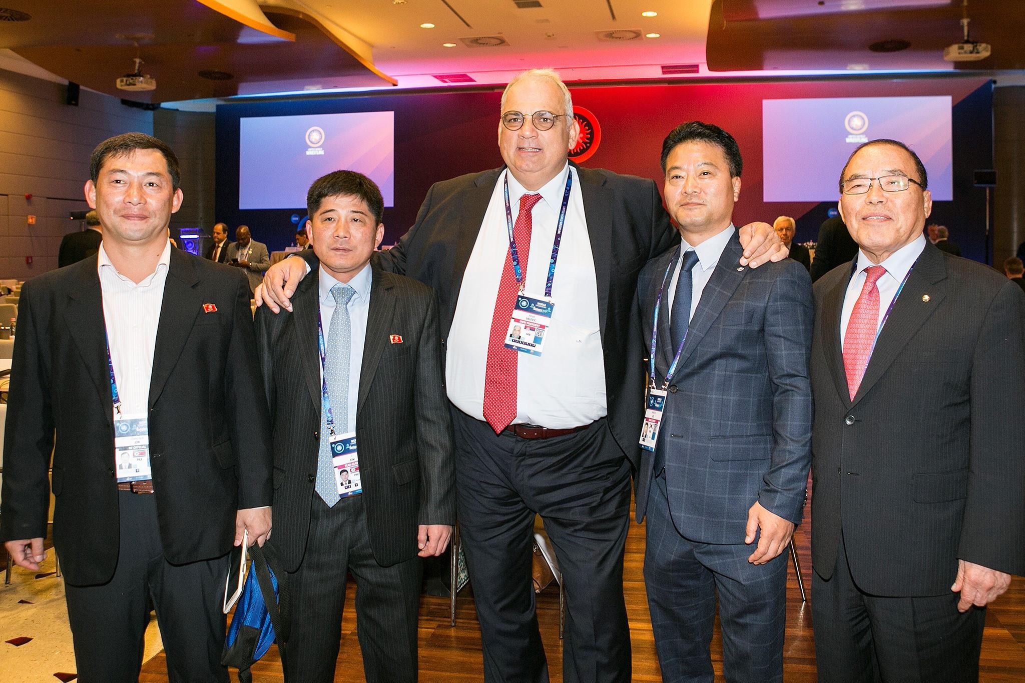 Three new Bureau members elected at UWW Congress