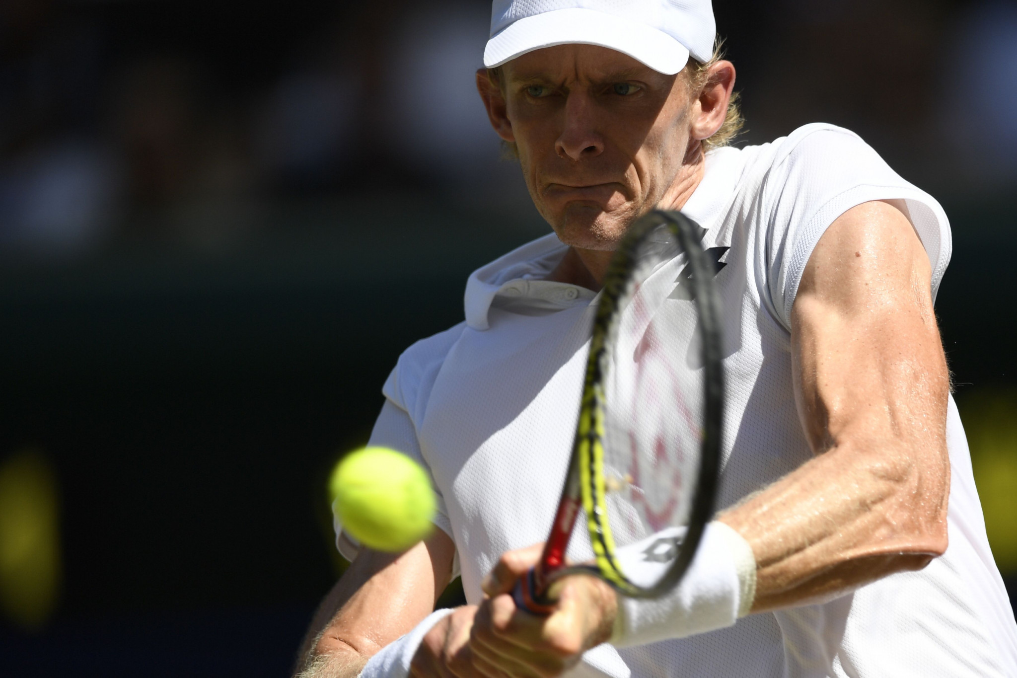 South Africa's Kevin Anderson had called for change after his marathon semi-final at Wimbledon this year ©Getty Images