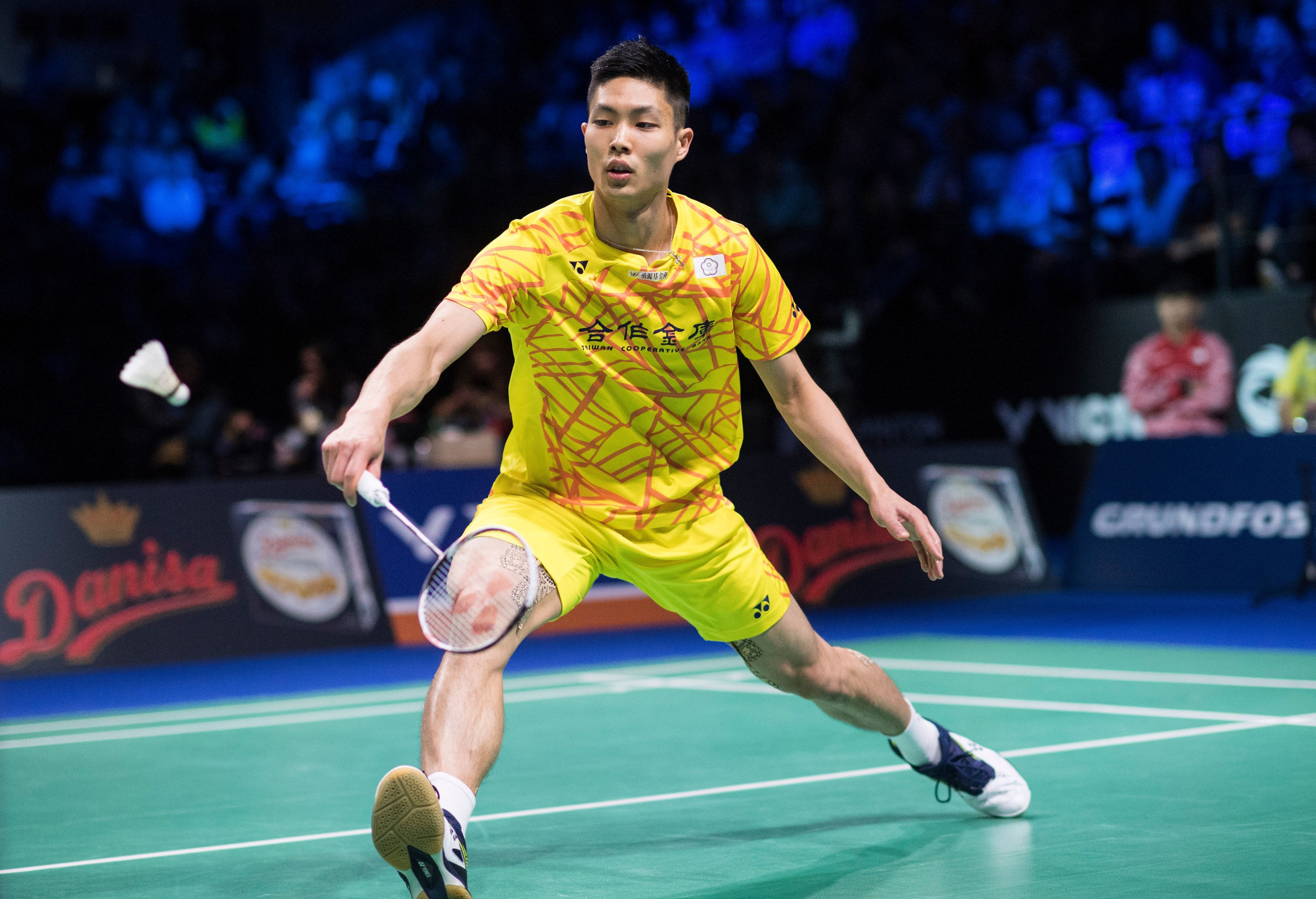 Finalists decided at BWF Denmark Open