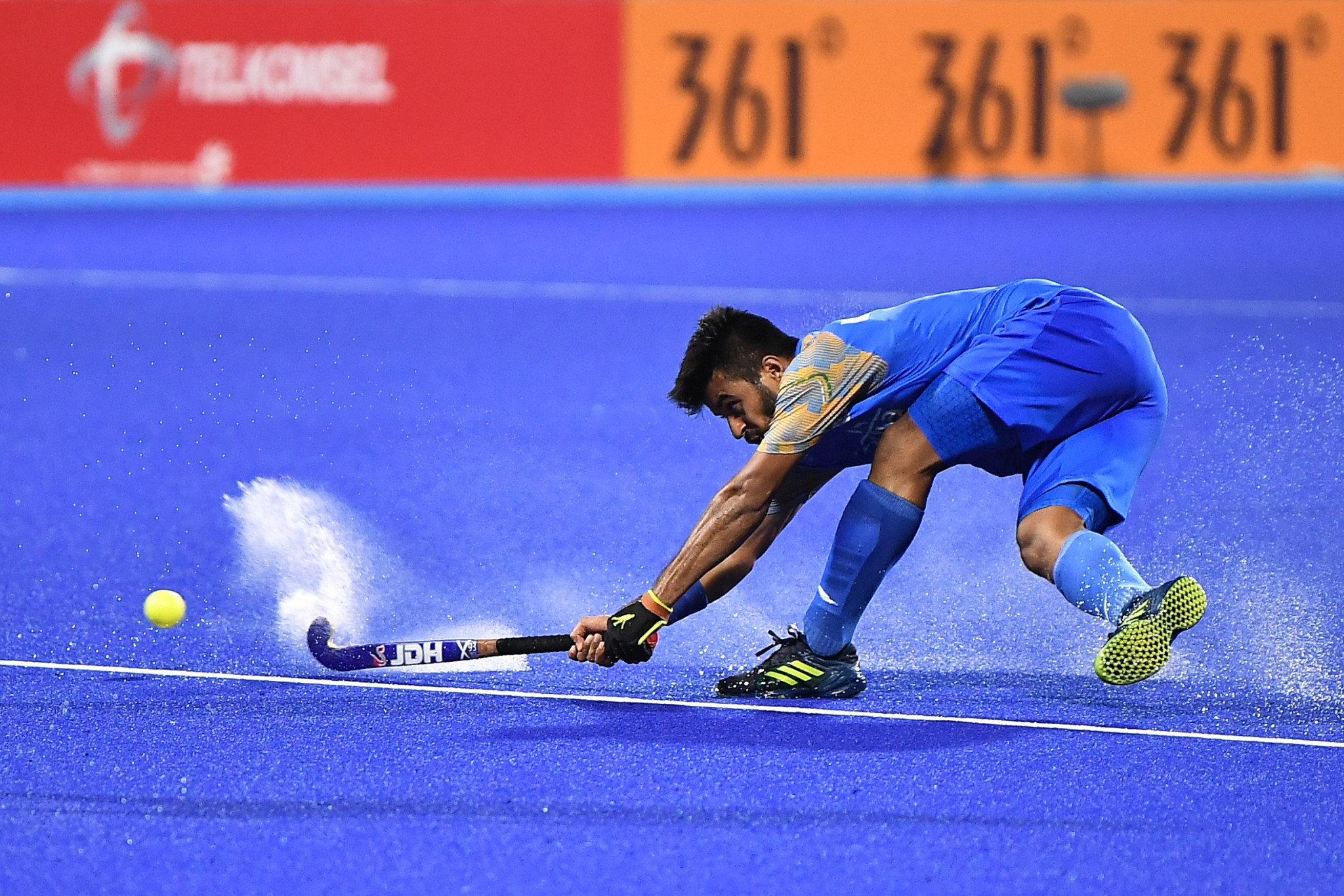 India beat bitter rivals Pakistan at Asian Hockey Champions Trophy