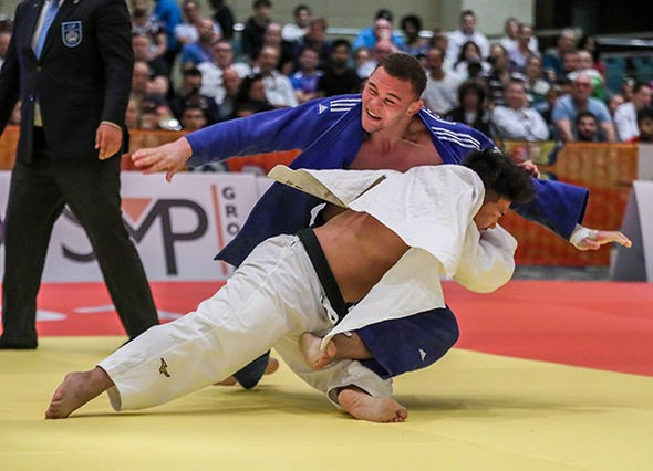 Japanese treble on final day of IJF World Junior Championships