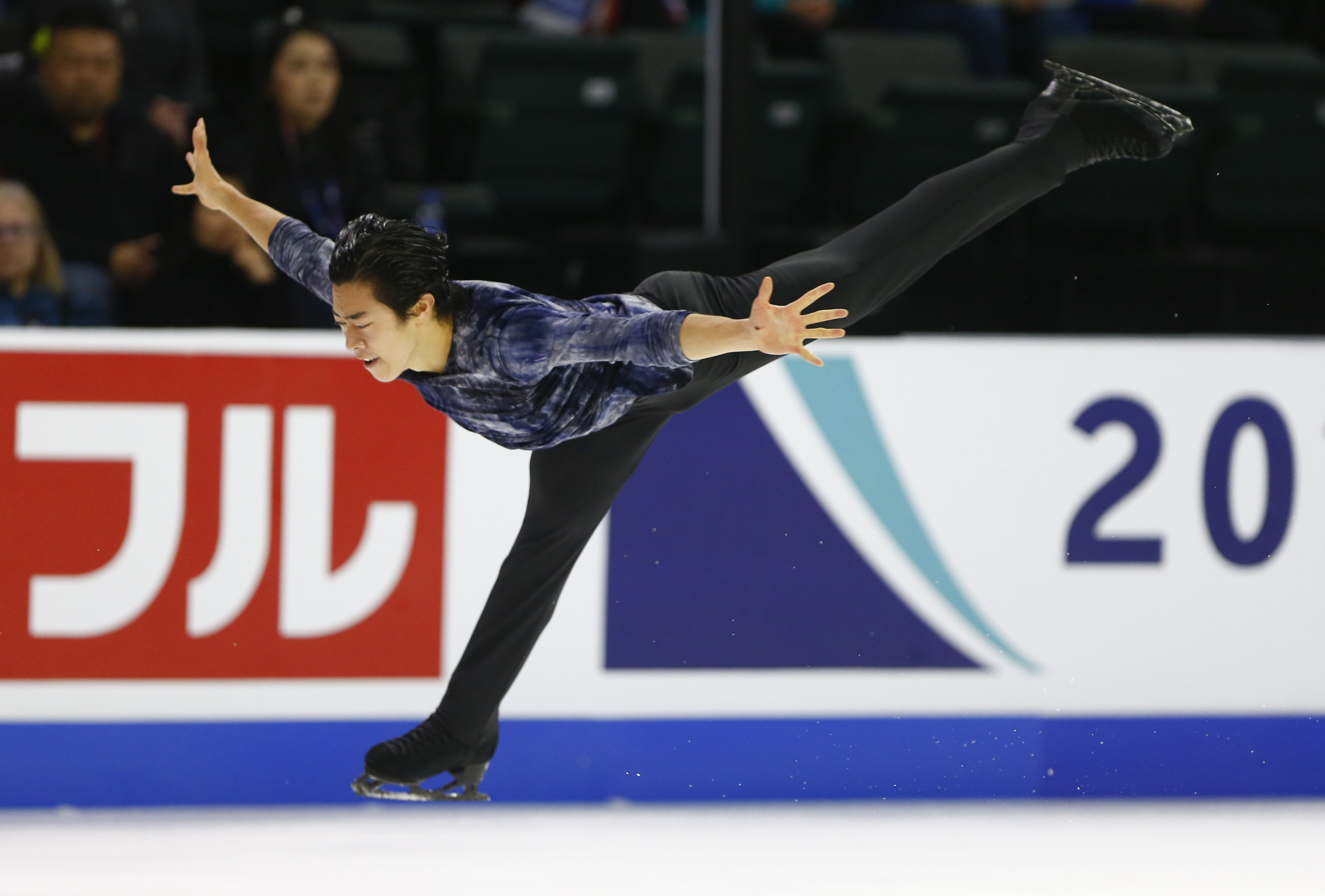 Chen seals comprehensive home victory at Skate America
