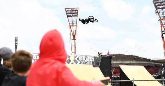 Hosts Australia claim three gold medals on final day of X Games in Sydney