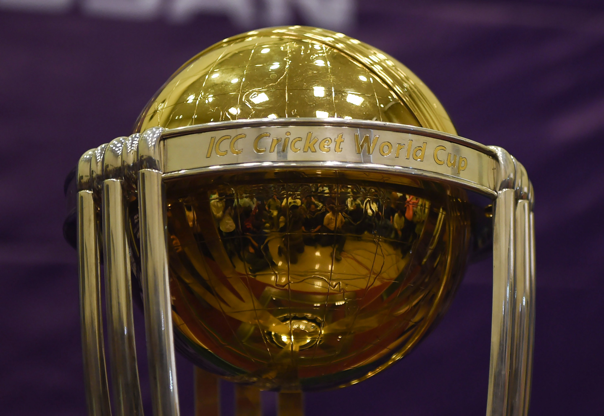 The International Cricket Council has approved a new qualification system for the 2023 World Cup ©Getty Images