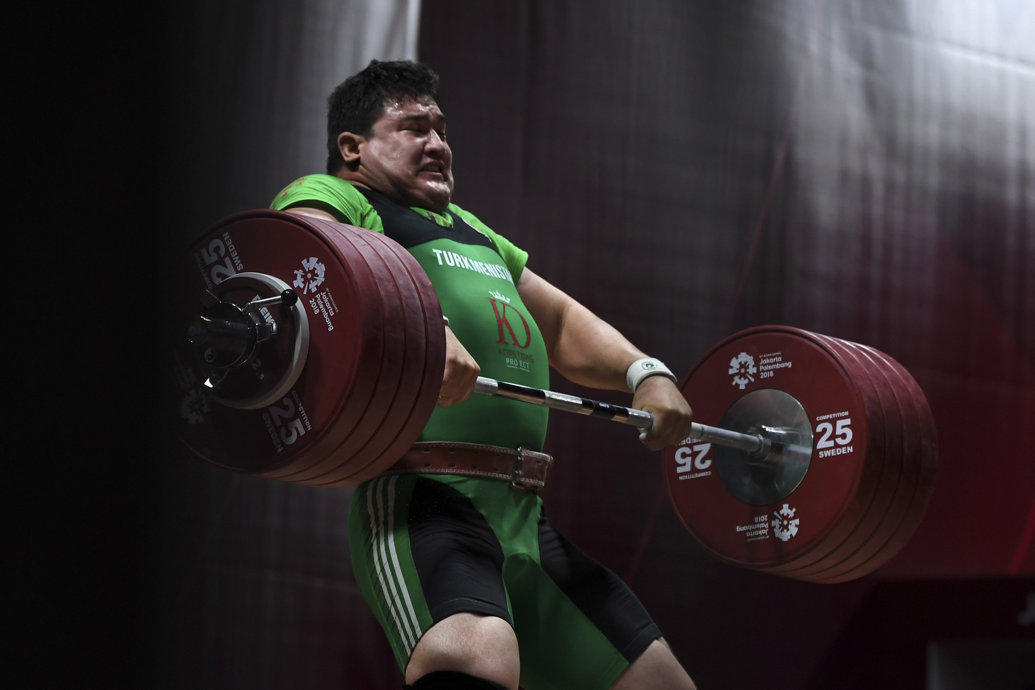 Turkmenistan will host the World Championships for the first time ©Getty Images