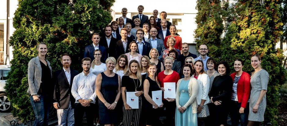 Athletes sign up to Czech Olympic Committee's sport diplomacy course