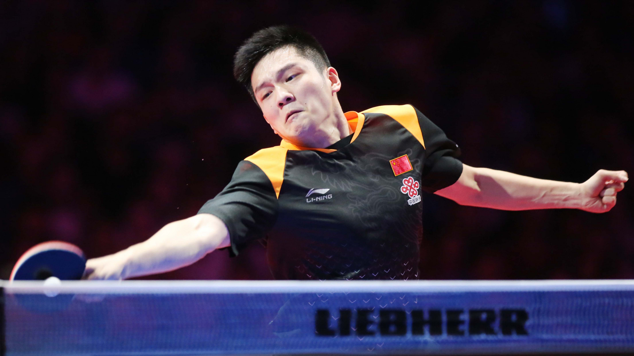 Fan defeats Boll to clinch ITTF Men's World Cup title