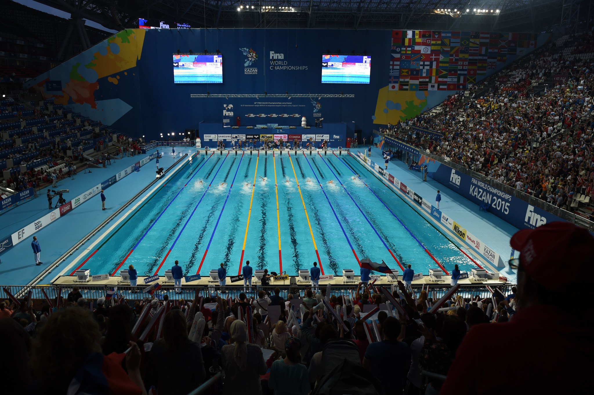 FINA announce top trainers to speak at Swimming Coaches Golden Clinic