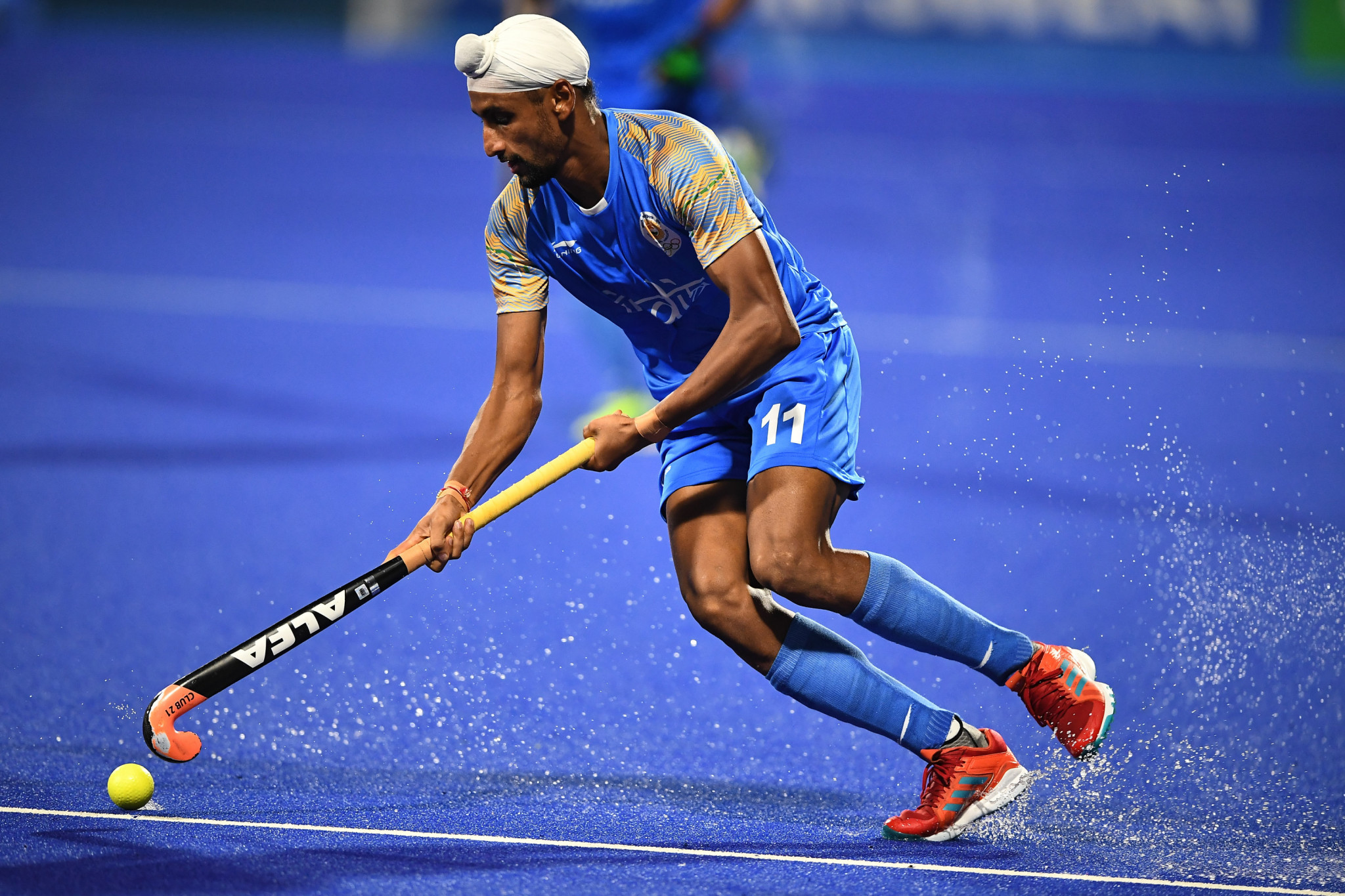 India thrash Japan to maintain strong start at Asian Hockey Champions Trophy