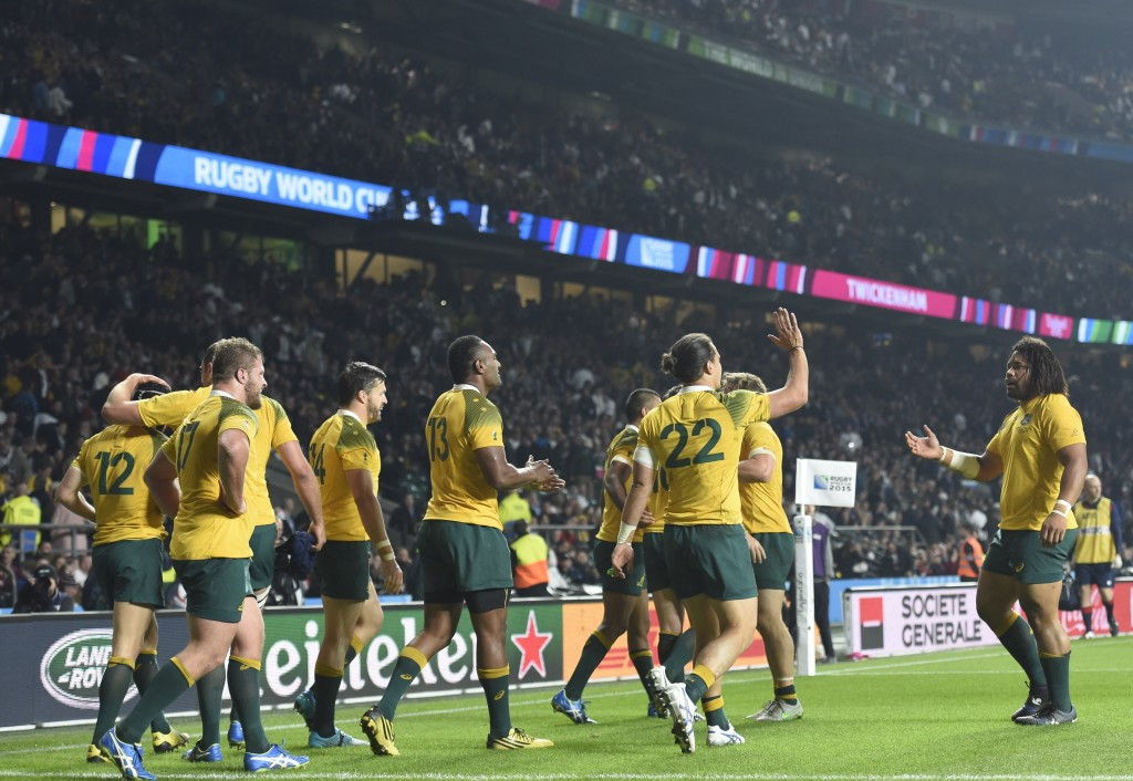 England dumped out of home Rugby World Cup as superb Australia prove too good