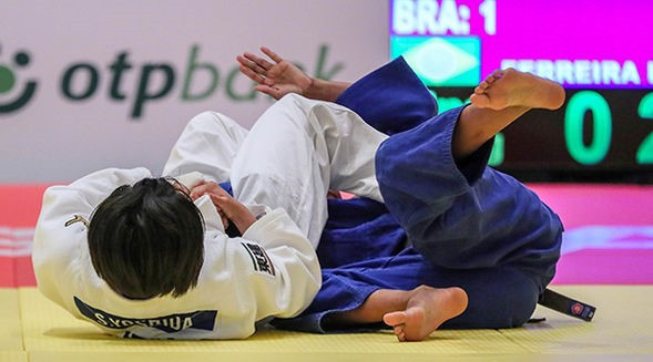 Japan put on dominant display to win mixed team event at IJF World Junior Championships