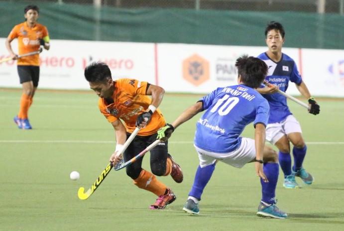 Malaysia beat South Korea at Asian Hockey Champions Trophy
