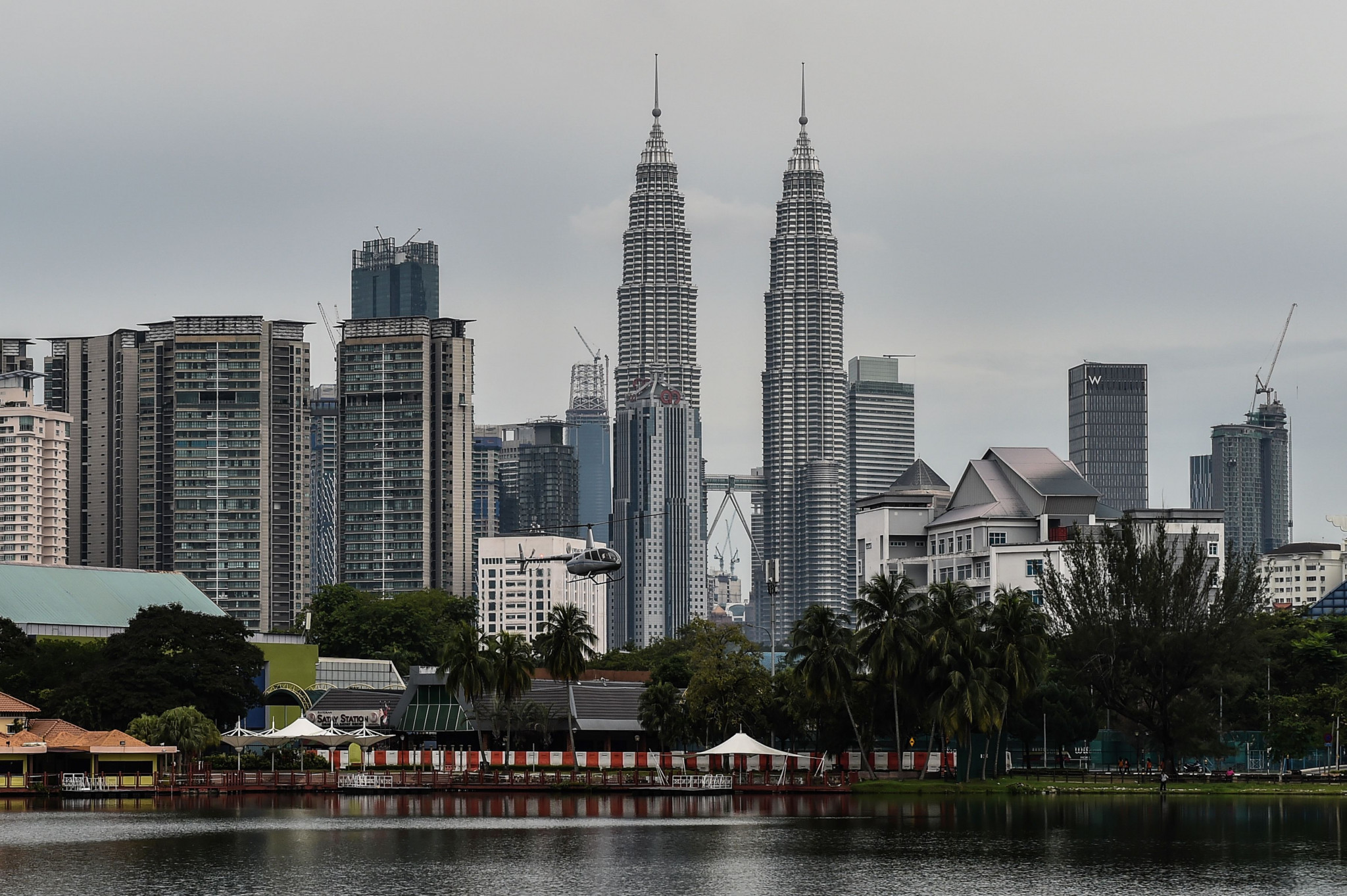 Malaysia's capital Kuala Lumpur played host to the AUSF General Assembly ©Getty Images