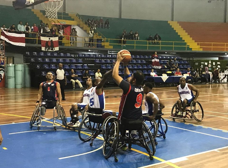 Defending champions Mexico win opening game of IWBF Central America and Caribbean Championship