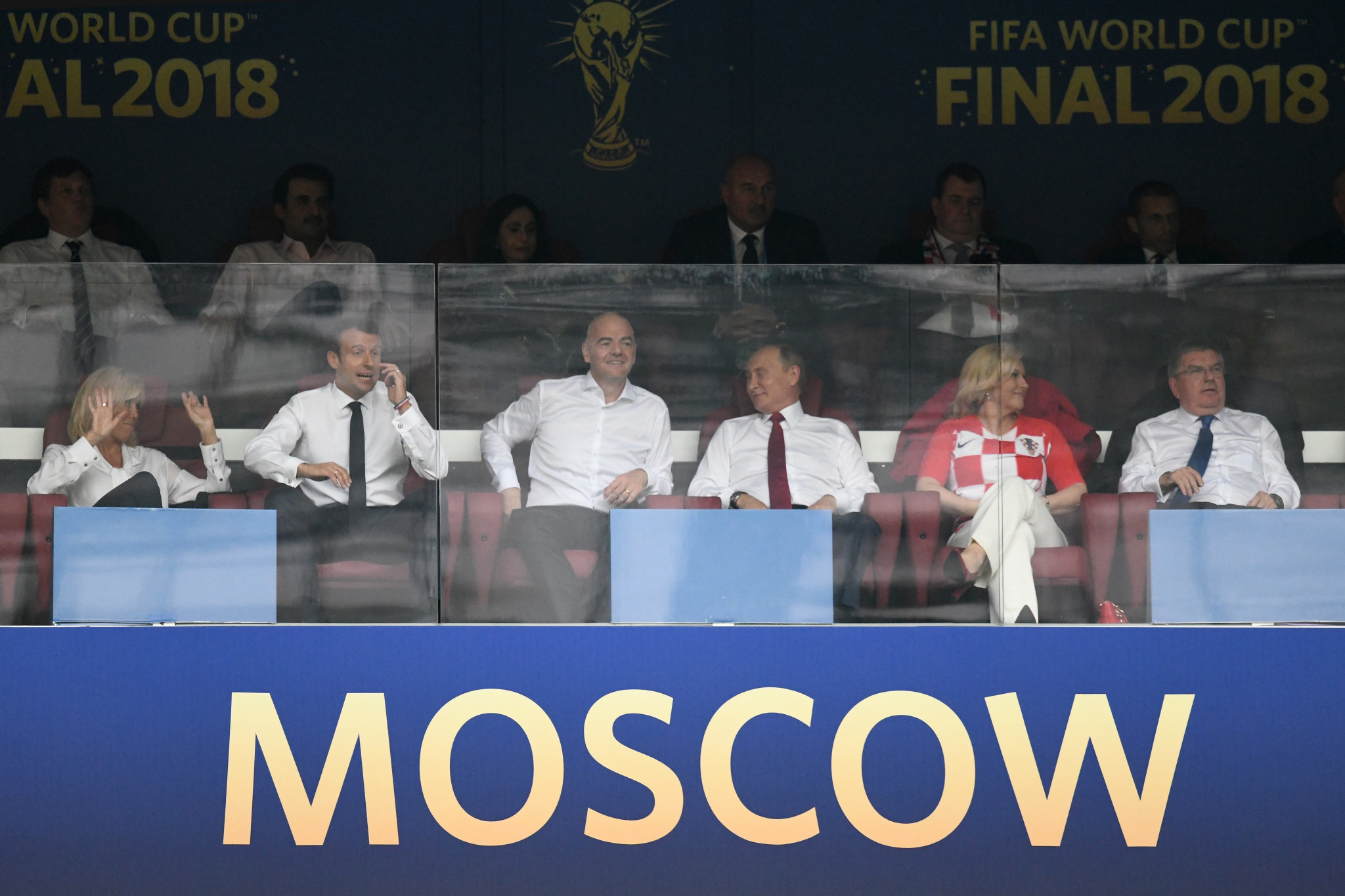 World Cup 2018 added $14 billion to Russian economy, organisers report