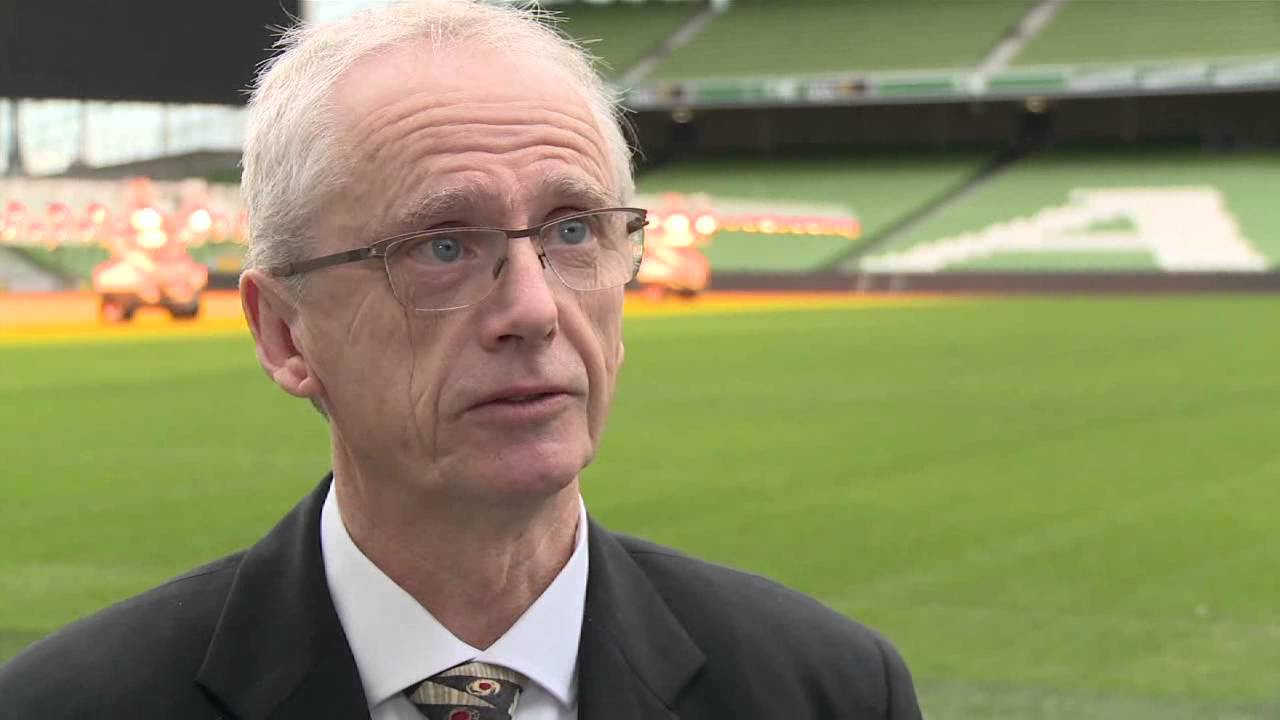 Sport Ireland chief executive John Treacy had previously said there is no excuse for not being aware of what substance you are taking ©Sport Ireland