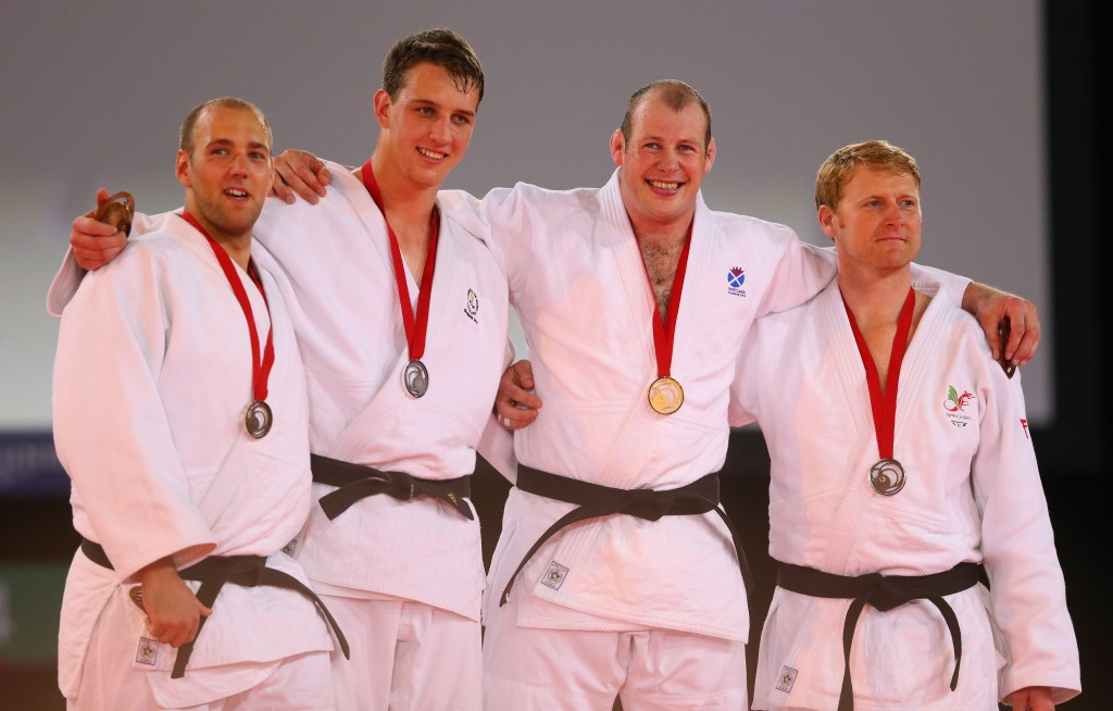 Glasgow 2014 silver medallist puts judo career on hold to study mechanical engineering