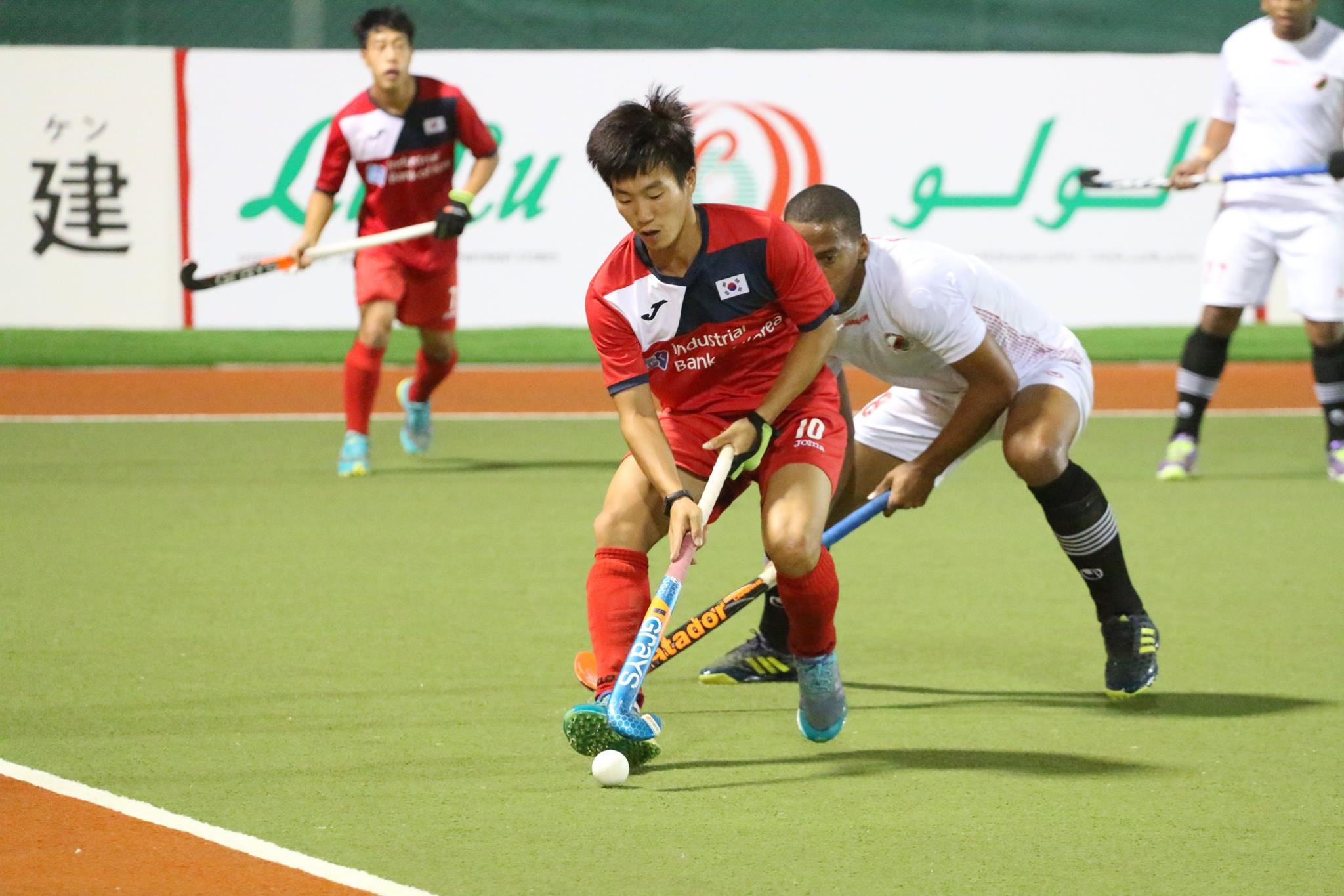 South Korea secures first points at Asian Men's Hockey Champions Trophy