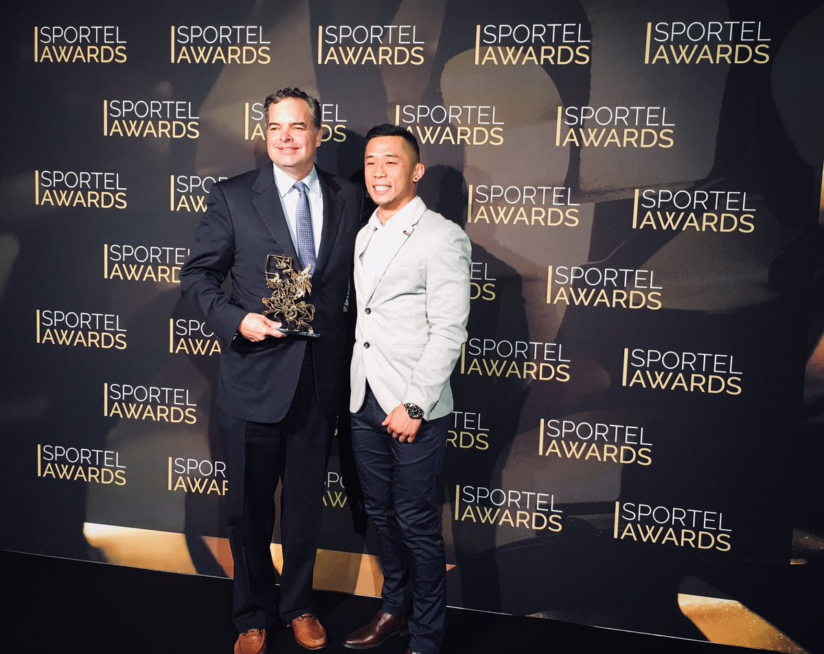"Olympic Channel among ""Golden Podium"" recipients at SPORTEL Awards"