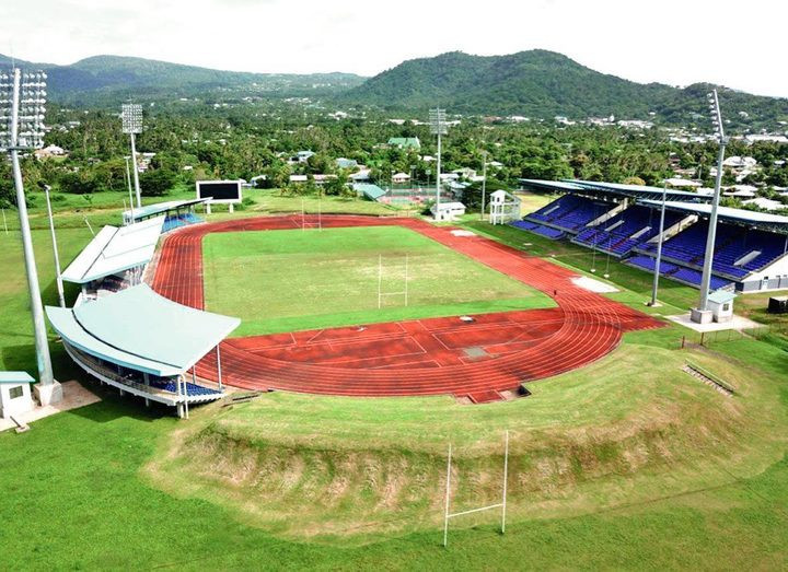 Apia is preparing to host this year's Pacific Games ©Pacific Games