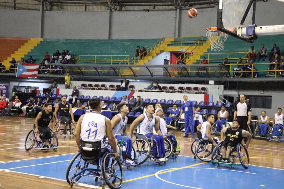 Puerto Rico and Mexico get second wins at IWBF Central America and Caribbean Championship