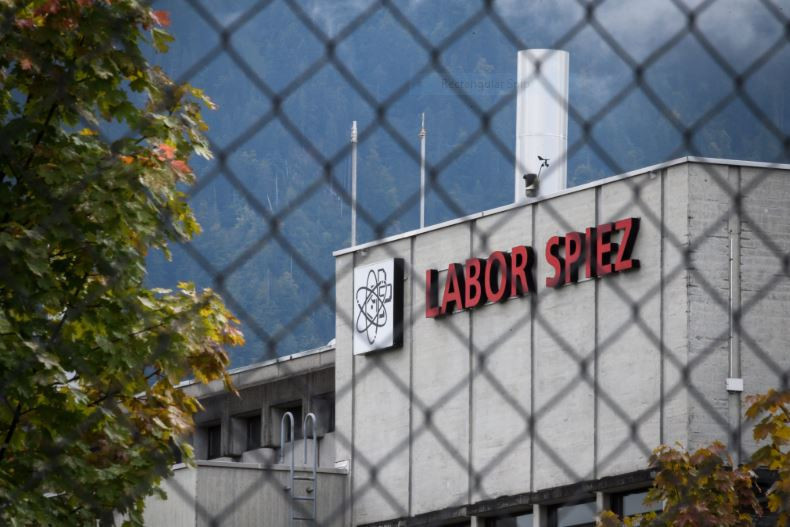 Swiss officials have launched criminal proceedings against two suspects, arrested in The Netherlands earlier this year, who were alleged to have planned a cyber attack on the Spiez laboratory in Bern ©Getty Images