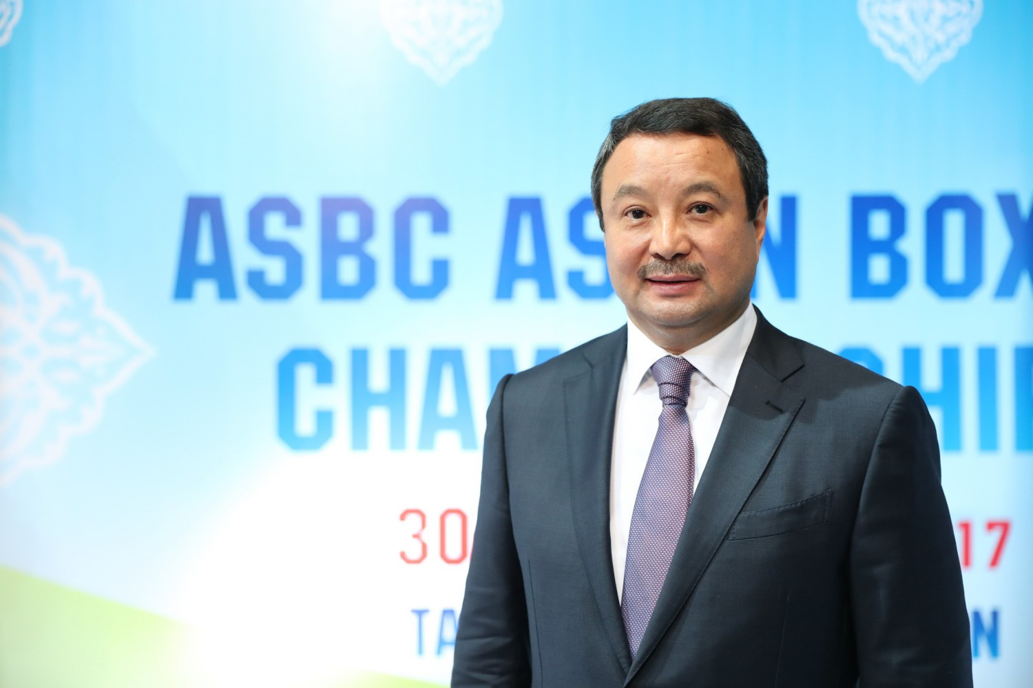 Franco Falcinelli was suspended after urging members to back Serik Konakbayev's Presidential campaign ©ASBC
