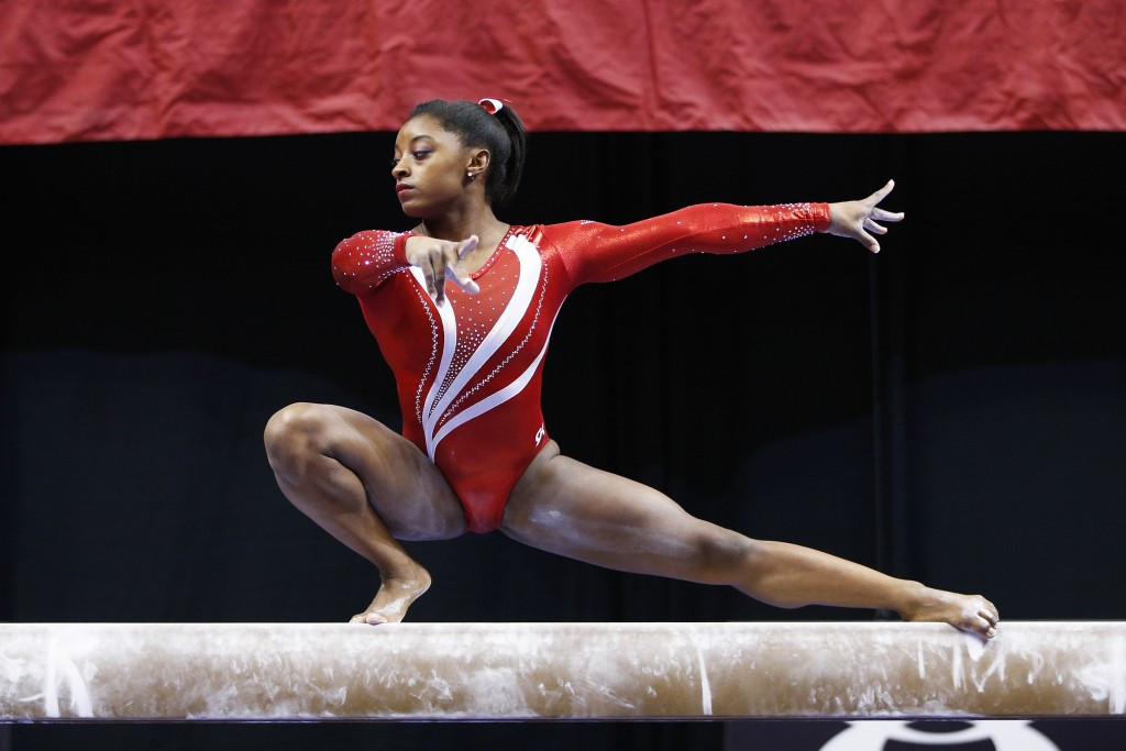 Thirteen athletes seeking places in USA Gymnastics team for World Championships