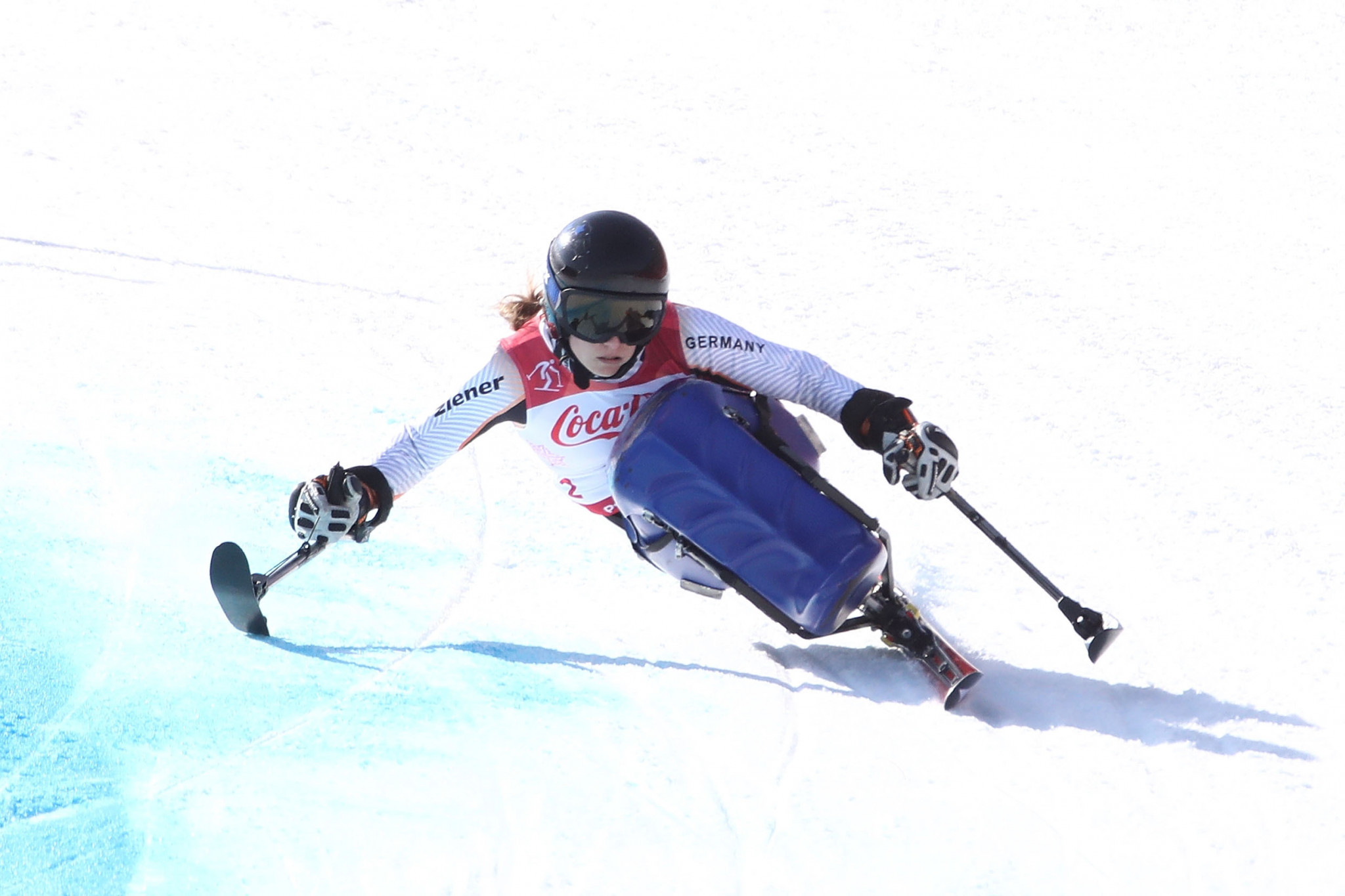 Seven-time Paralympic champion expresses fears over Beijing 2022 snow