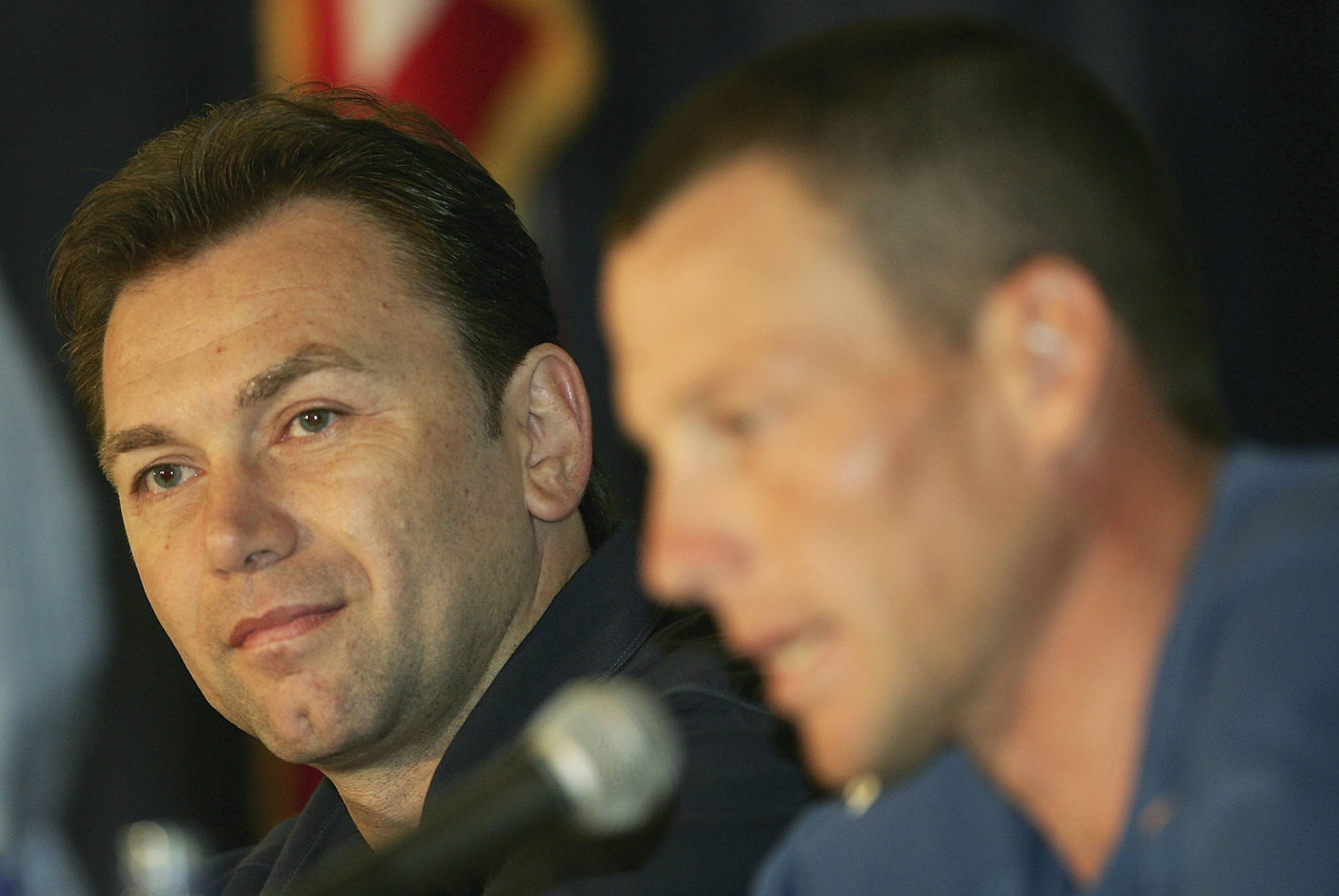 Johan Bruyneel had been sanctioned for his involvement in the doping conspiracy at US Postal ©Getty Images