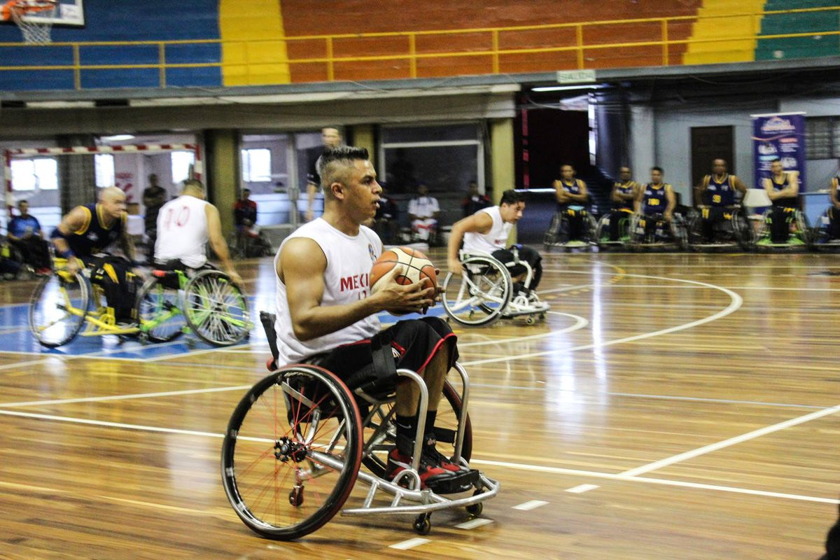 The top two teams will qualify for the Parapan American Games in Lima ©IWBF
