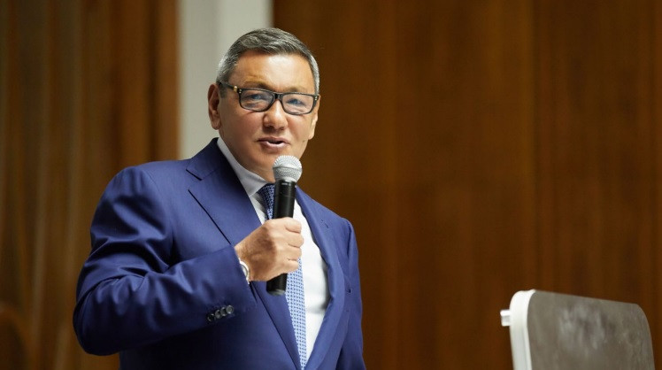 Gafur Rakhimov has vowed to improve AIBA's governance and to enhance their education programmes ©Gafur Rakhimov