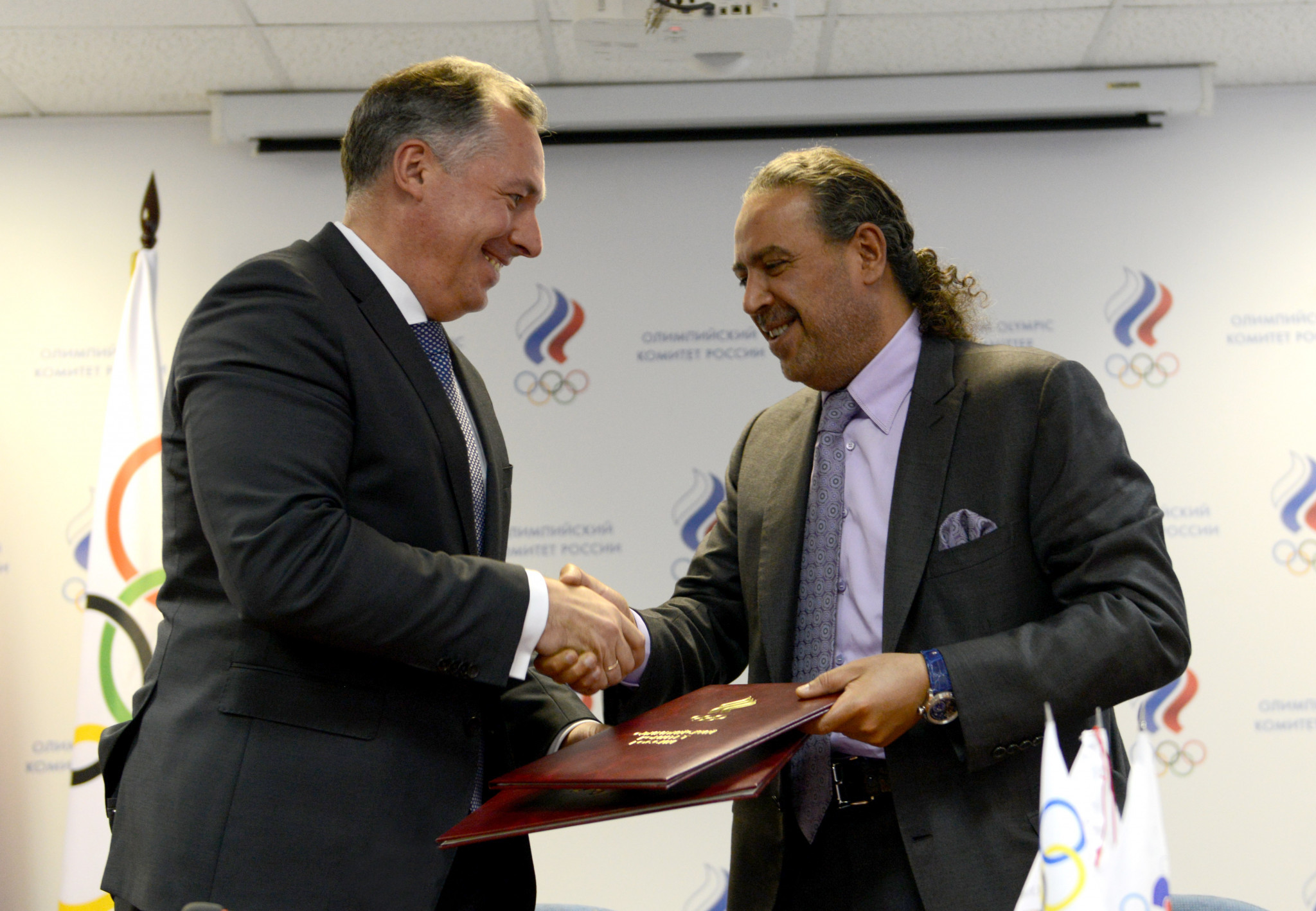 ROC sign agreements with Olympic Solidarity and OCA to boost anti-doping efforts