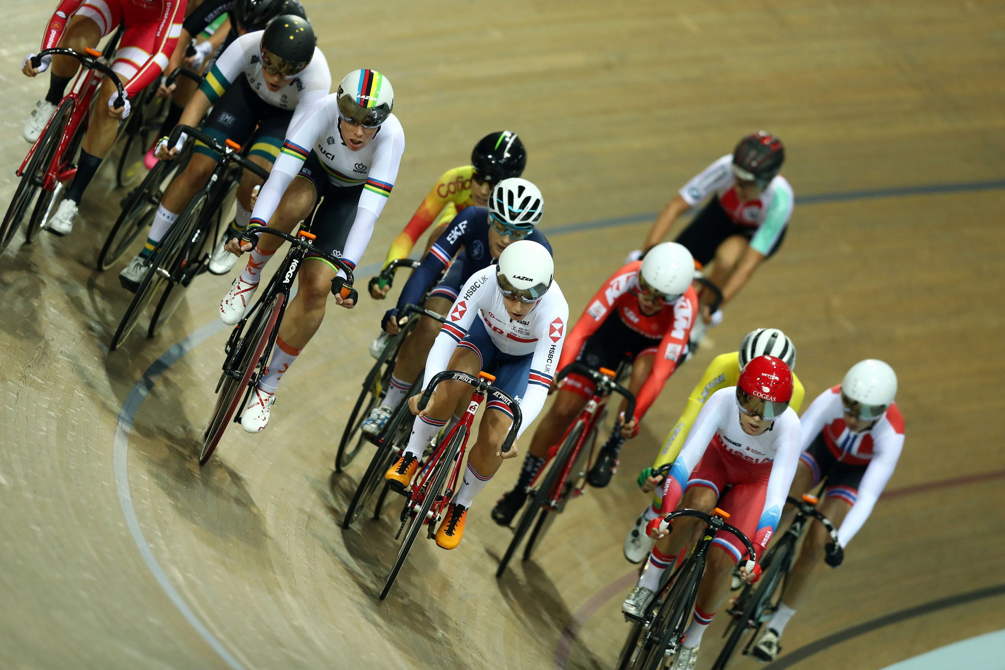 Canada is set to host the second round of the UCI Track World Cup season ©Getty Images