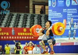 Chinese weightlifters dominate IWF Grand Prix in Fuzhou