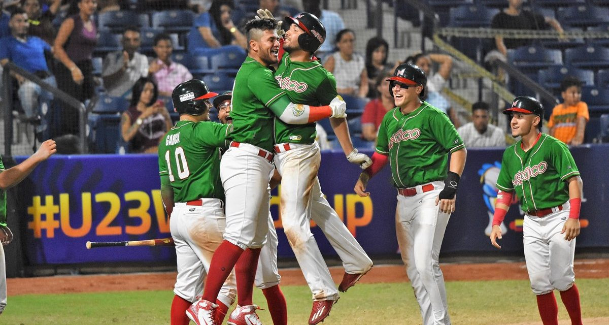Mexico inflict first defeat on Venezuela at WBSC Under-23 Baseball World Cup