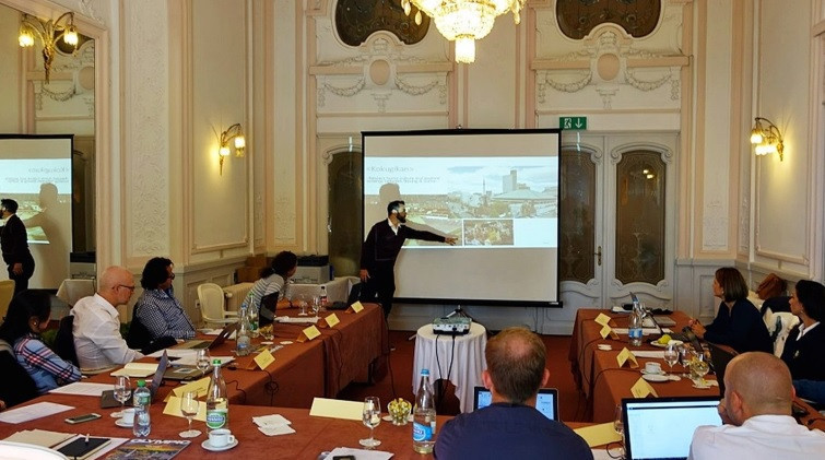 AIBA took part in the working session of the Olympic Results and Information Services in Montreux ©AIBA