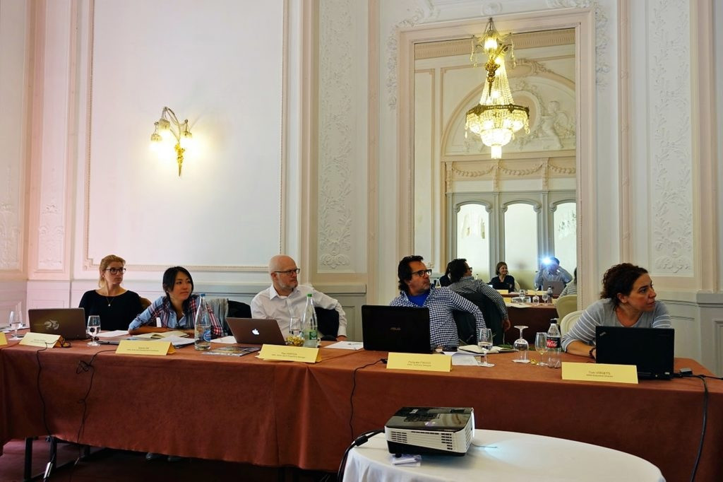 AIBA officials participated in the ORIS meeting this week ©AIBA
