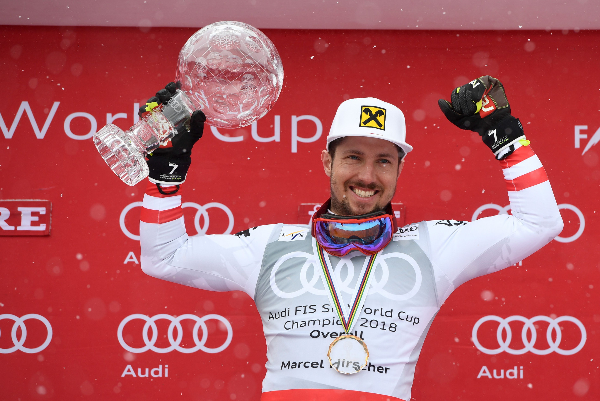 Hirscher out to extend record as athletes prepare for FIS Alpine Skiing World Cup opener